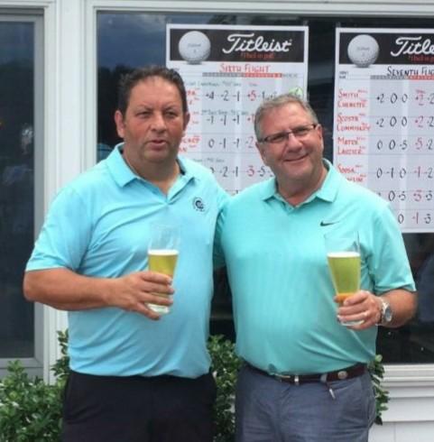 Bill Gochee & Leo Almeida win Men's 3-Day