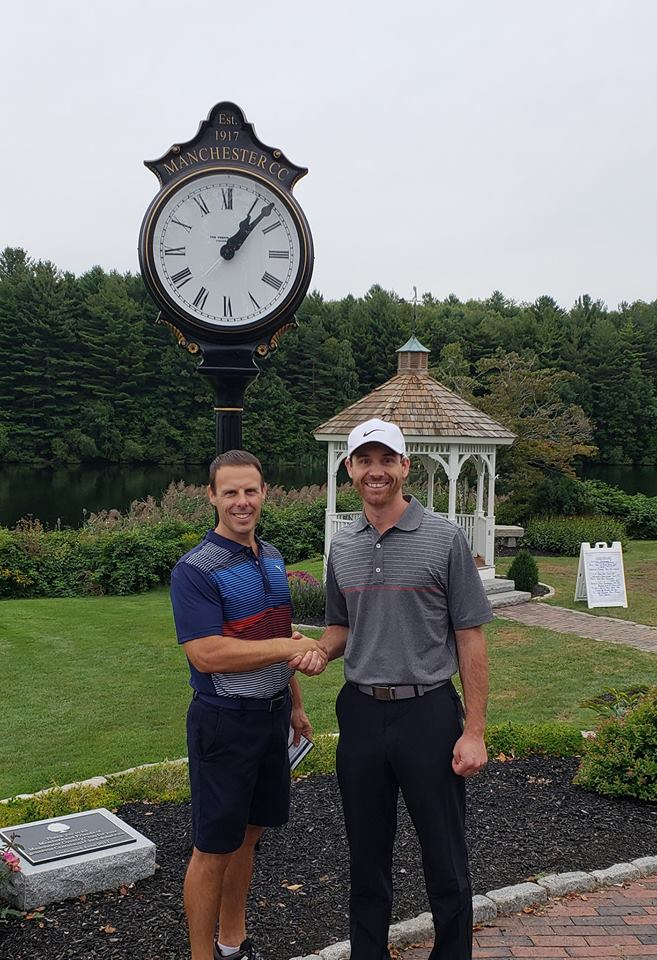 Eric Bulewich wins the 2018 Governors Cup