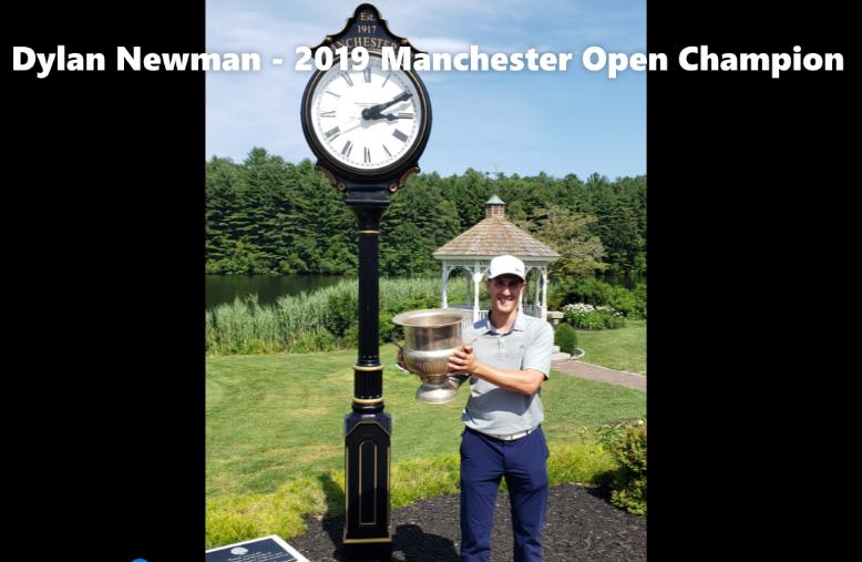Dylan Newman wins 2019 Manchester Open
